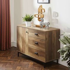 Dunelm Exclusive - Designed and Developed by Dunelm. Hallway Sideboard, Black Sideboard, Dining Room Sideboard, Small Sideboard, Sideboard Furniture, Dresser As Nightstand, Home Furniture, Living Room Sideboard Ideas, Bookcase Bar