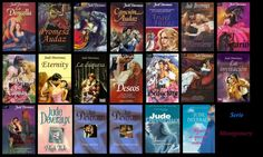 JUDE DEVERAUX novels...  Anything... they're NOT just romance novels... each one is precious.