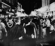 How Bourbon Street happened