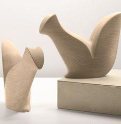 Wooden sculpture URTXINTXA by ALKI | #design Jean Louis Iratzoki #wood #squirrel #pet