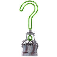 Batman Arkham City Riddler Trophy Replica