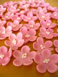 Enjoy these simple, edible flowers.