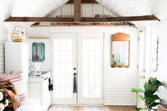 200 stylish square feet: meet the bitty berkeley bungalow!  on domino.com