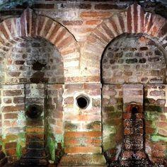 Acquedotto Mediceo di Pisa antichi bottinelli