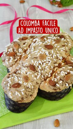 Italian Cookies, Italian Desserts, Biscotti, Churros, Polenta, What To Cook, Easter Recipes, Holiday Baking, Burritos