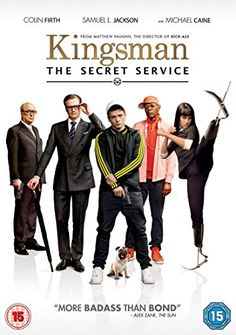 Kingsman: The Secret Service2015 15 DVD £9.99 Get it by Thursday, Jun 25 More buying choices £8.73used & new(29 offers) Blu-ray £14.99 Get it by Thursday, Jun 25 More buying choices £12.40used & new(18 offers) See All Formats Also available to rent from LOVEFiLM by Post