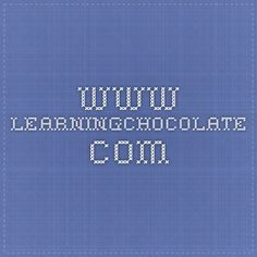 www.learningchocolate.com Plataforma para el aprendizaje de vocabulario