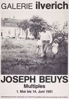 'Joseph Beuys: Multiples. Galerie Ilverich', Joseph Beuys | Tate