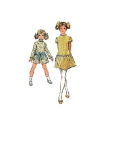 McCall's 9642 Sewing Pattern 60s Retro by AdeleBeeAnnPatterns, $8.00