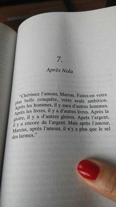 La vérité sur l'Affaire Harry Quebert, page 511 Grand prix du roman de l'Académie française et le prix Goncourt des lycéens 2012.