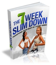The 7 Week Slim Down PDF eBook W/resale rights