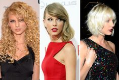 When you trade your long, flowing hair for a chic 'do that instantly earns you comparisons to the hottest supermodels, you know you're on-trend. See Taylor Swift's beauty evolution, ahead of the Met Gala 2016, here.