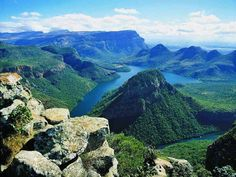 The Panorama Route is a scenic route along Mpumalanga Escarpment with Blyde River Canyon, the third largest canyon in the world. Hotels, Garden Route, Out Of Africa, Camping, Travel Planner, Africa Travel, East Coast, Trip Planning, Places To See