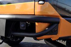 ford raptor rear bumper