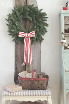 Cozy Christmas Christmas Home And Home Tours On Pinterest