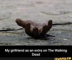 #girlfriend, #walking, #dead