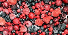 Stock up on your favorite frozen fruit to make one of these delicious, nutritionist-approved recipes all year round.