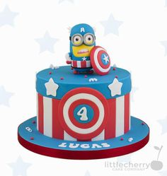 Torta Minions 12