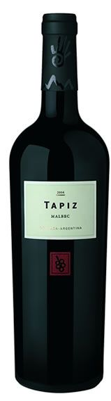 Tapiz Malbec. I had this Argentinian red at a wine bar in NY and LOVED it.