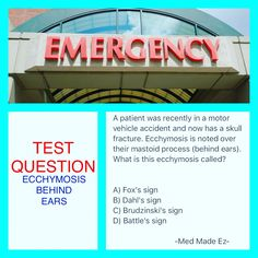 TEST+QUESTION:+Bruising+Behind+Ears+After+Car+Accident