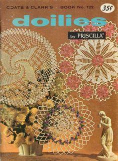 Coats_&_Clark__122_Doilies_to_Crochet - Christine Anderson - Álbuns da web do Picasa...online magazine!