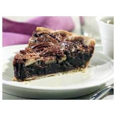 Chocolate Bliss Pecan Pie Allrecipes.com