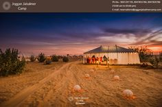 One of the best camping sights of Thar Desert the luxurious Joggan Jaisalmer. All-inclusive resort in Sam sand dunes where you can enjoy the…Visit-->ipt.pw/EDCMUI