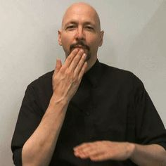American Sign Language - Night Good night and shown how to compound it