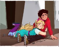 Where are we going to view this Star E Marco, Starco Comic, Evil Art, Disney Xd, Star Butterfly, Disney Stars, Love Stars, Star Vs The Forces Of Evil, Animated Cartoons
