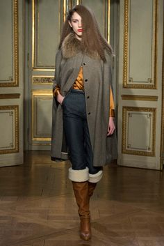 Vanessa Seward Fall 2015 Ready-to-Wear Fashion Show: Complete Collection - Style.com