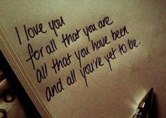I Love You Quotes ~ Love Quotes and Poems