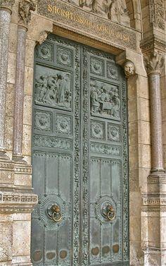 Porte de la sainte chapelle