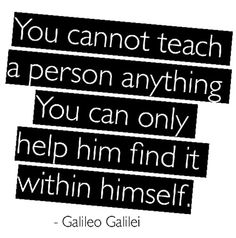 We love to help students find things within themselves that they never imagined they could find!