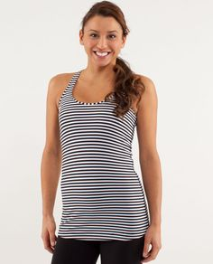 Santa, yes please!            Layered, reversed or on its own, this versatile tank has our bases covered.