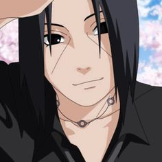 Itachi Uchiha. Those non-sharingan eyes ♡♥♡ He's soooooo handsome ❤️❤️❤️❤️❤️❤️
