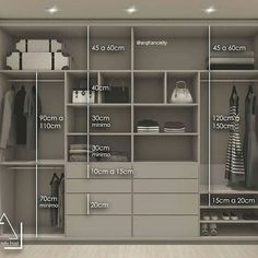 beautiful concept of a wardrobe ideas for bedroom 7 ~ mantulgan.me beautiful concept of a wardrobe ideas for bedroom 7 ~ mantulgan. Wardrobe Design Bedroom, Master Bedroom Closet, Bedroom Wardrobe, Wardrobe Closet, Wardrobe Ideas, Double Wardrobe, Wardrobes For Bedrooms, Wardrobe Storage, Bedroom Closets
