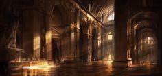 Past and Future by Digital Painter Rado Javor