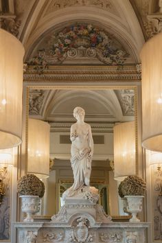 Now that's a venue! Villa Cora - Florence, Italy