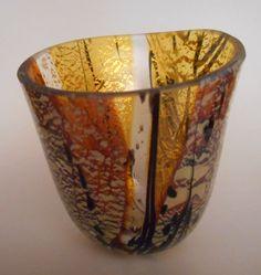 Alchemy drop cup outside - Kim Manley