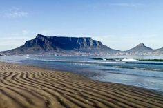 Sandboarding di Table Mountain - Cape Town #BebasLiburan
