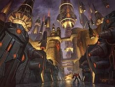 Transformers Prime, Environment Concept Art, Art Techniques, Master Chief, Sci Fi, Marvel, War, Fantasy, City