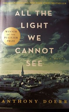 This is a Christmas gift which took me three months to read (yep, been extremely busy) and another four months to review… Title:     All the Light We Cannot See Author:     Anthony …