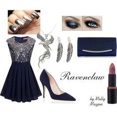 Hogwarts dance: Ravenclaw