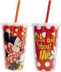 Disney Minnie Mouse All About Me Tumbler