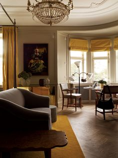 Ett Hem, um luxuoso hotel em Estocolmo