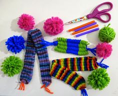 Cassie Stephens: In the Art Room: My Fave Fiber Arts Lessons!
