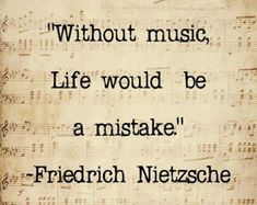 Music Quote Musical Notes Vintage Style Music Lover Leopold