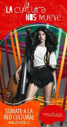 Campaña Club de Jazz Mall Plaza Chile on Behance