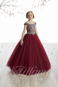 1684a4fc27e7 New Princess beading crystals glitz party pageant dress for juniors ...