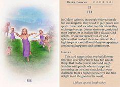 """Fun"" from  the Atlantis Cards"